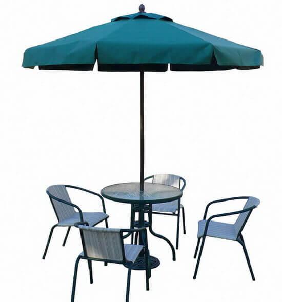 露天休閒傘