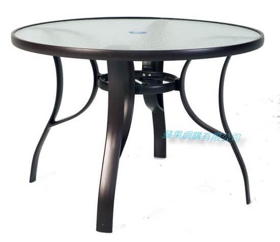 庭園式桌椅