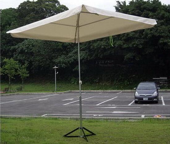 擺攤用的大陽傘